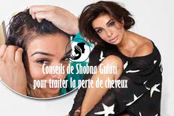 Conseils de célébrité : Conseils de Shobna Gulati pour traiter la perte de cheveux
