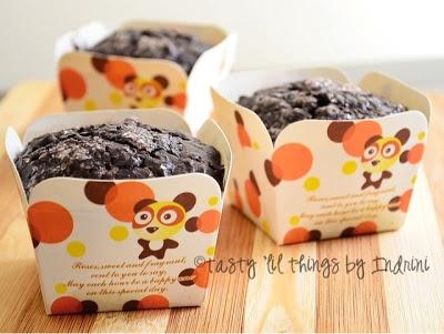 Chocolate Muffin #homemade #baking