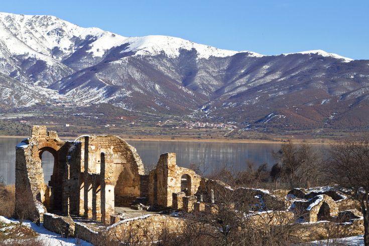 VISIT GREECE| Agios Achilleios #Prespa  #VisitGreece #Greeece