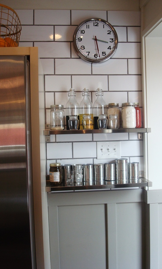 16 best white subway tile grey grout images on pinterest