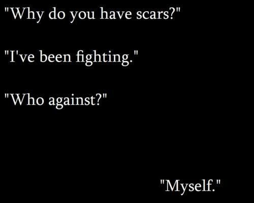 Dark Quotes About Depression: 59 Best Self Harm Quotes Images On Pinterest
