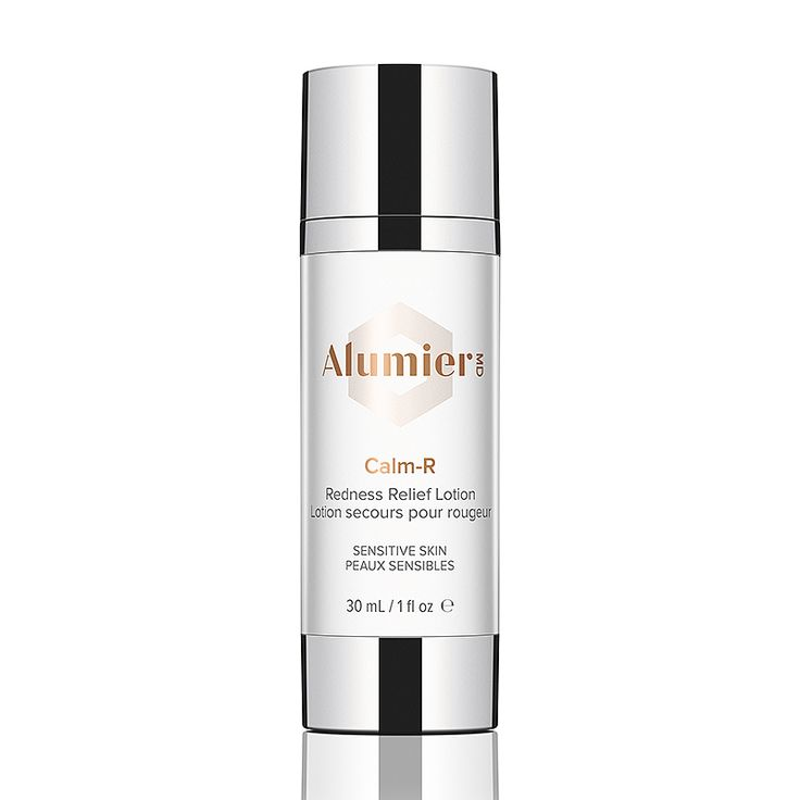 CALM-R A lightweight hydrating serum that provides relief for sensitive and redness-prone skin.