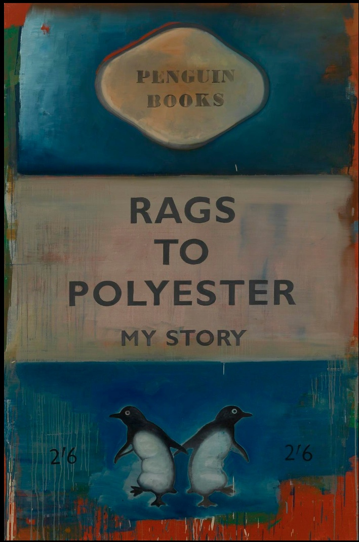 Penguin Classic Book Cover Posters : The best images about harland miller prints on
