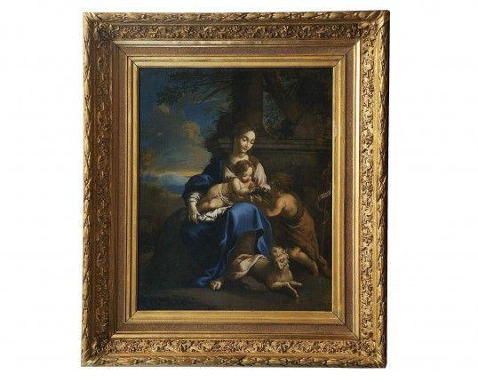 Simone Cantarini attribuito (Pesaro 1612-Verona 1648)