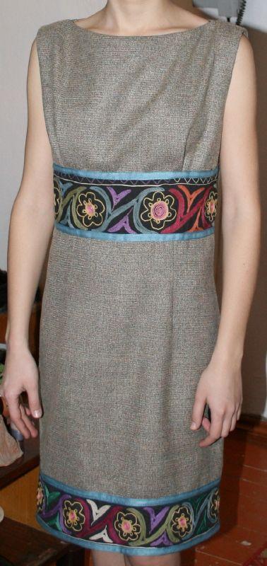 Платье made in kyrgyzstan