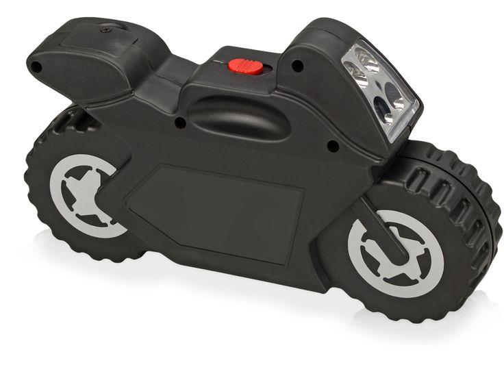 """Набор инструментов """"Мотоцикл"""" Полезный набор инструментов из 21 предмета в футляре-мотоцикл понравится любому мужчине. Набор легко поместится в бардачке автомобиля. Встроенный фонарик отлично поможет произвести необходимые действия даже в темноте."""