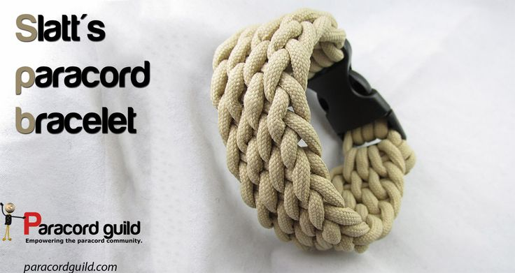 A tutorial on this quick deploy paracord bracelet.