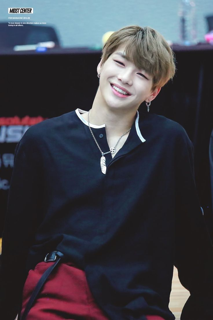 Kang Daniel  Wanna One