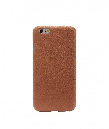 Liebeskind Berlin Dobby6 Hazelnut Brown iPhone 6 Handy-Schutzhülle
