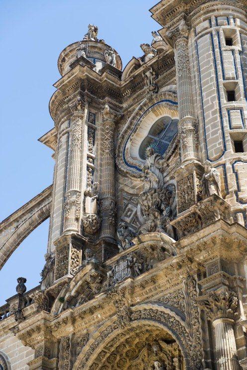 Katedralen i sherryens hovedstad, Jerez de la Frontera.