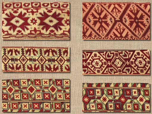 embroidery, Macedonia