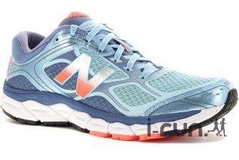 New Balance W 860 V6 - 2A pas cher - Chaussures running femme running Route & chemin en promo