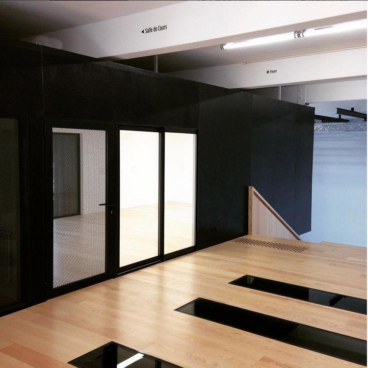 Black Box - Projet LOAD - ESADM Marseille Luminy - OH!SOM Architectes