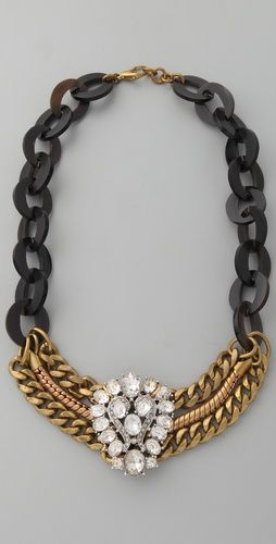 Cocktail Statement Necklace