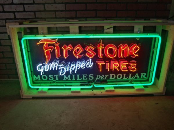 Vintage Neon Signs For Sale | No Pattern Required