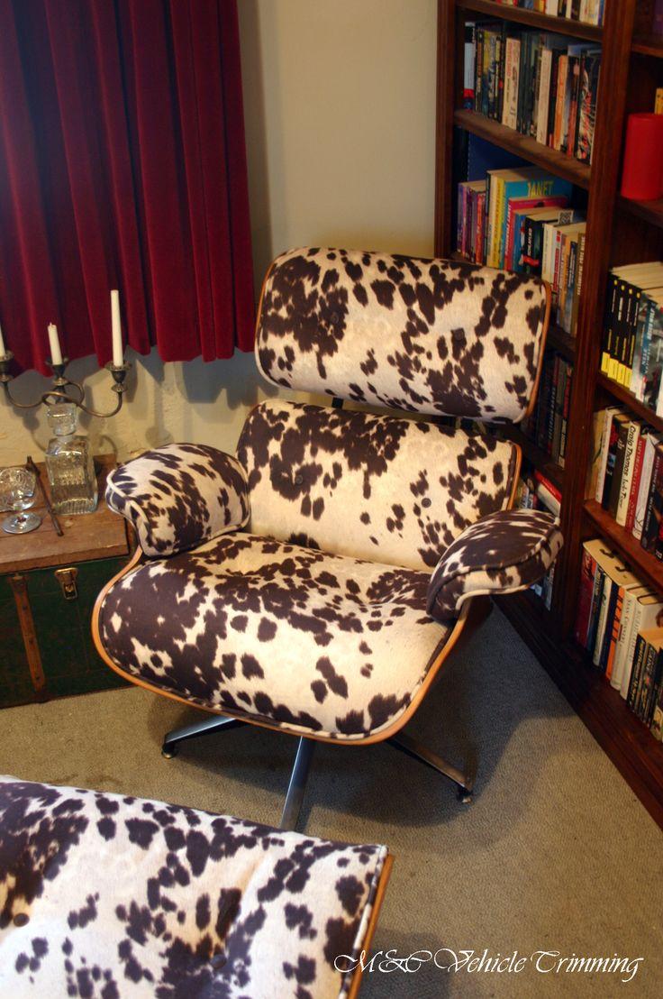 Replica Eames lounge chair and ottoman Automotive