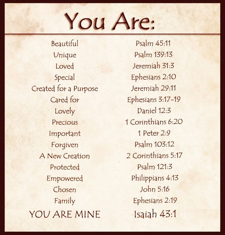 """❤️Beloved, every person is created unique, and thus able to uniquely reflect God's creativity.  """"I will praise thee; for I am fearfully and wonderfully made: marvellous are thy works; and that my soul knoweth right well."""" (Psalms 139:14). ✨"""