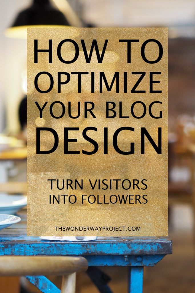 HOW TO OPTIMIZE YOUR BLOG DESIGN! FREE 14-page ebook! Learn how to install a theme, read about the no-nos of blog design and find out which features you should always include on your blog. ---> Click through to the blog to read more and get the free ebook!