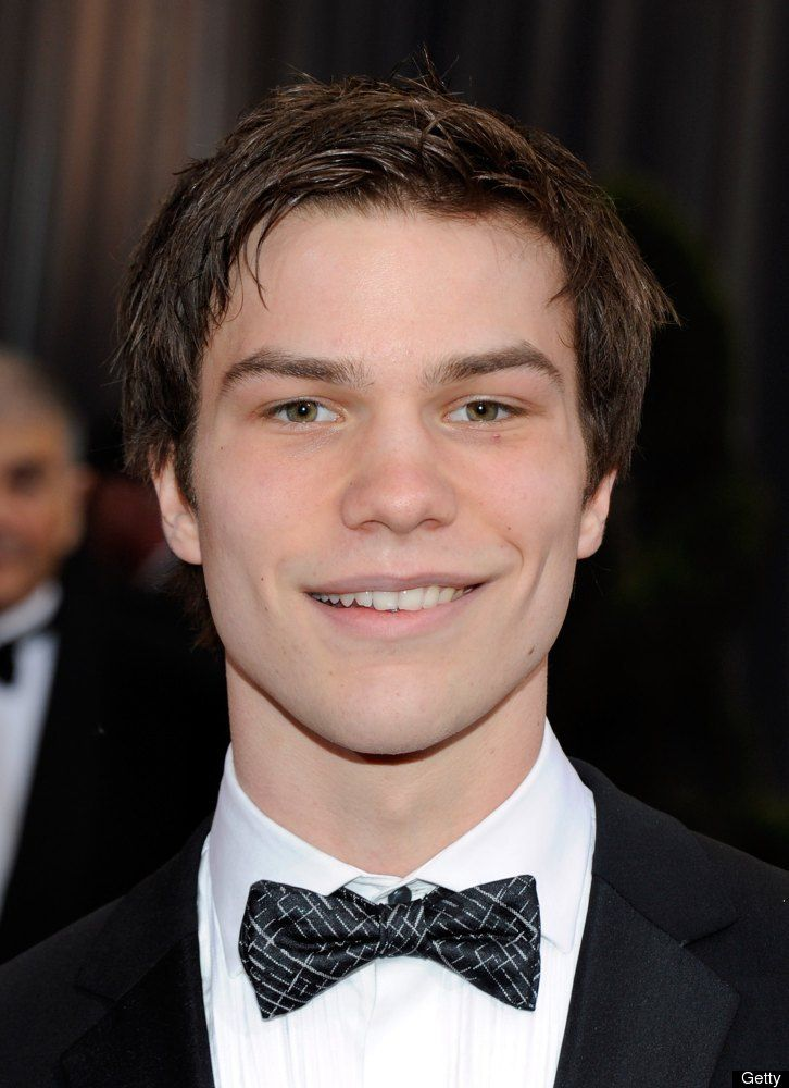Nick Krause -You might recognize Krause as Sid from the Oscar nominated movie The Descendants, but did you know that the 21-year-old star was of Mexican descent