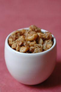 Macadamia Maple Granola