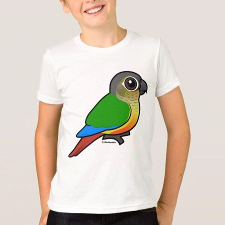 Birdorable Yellow-sided Conure T-Shirt - tap, personalize, buy right now!