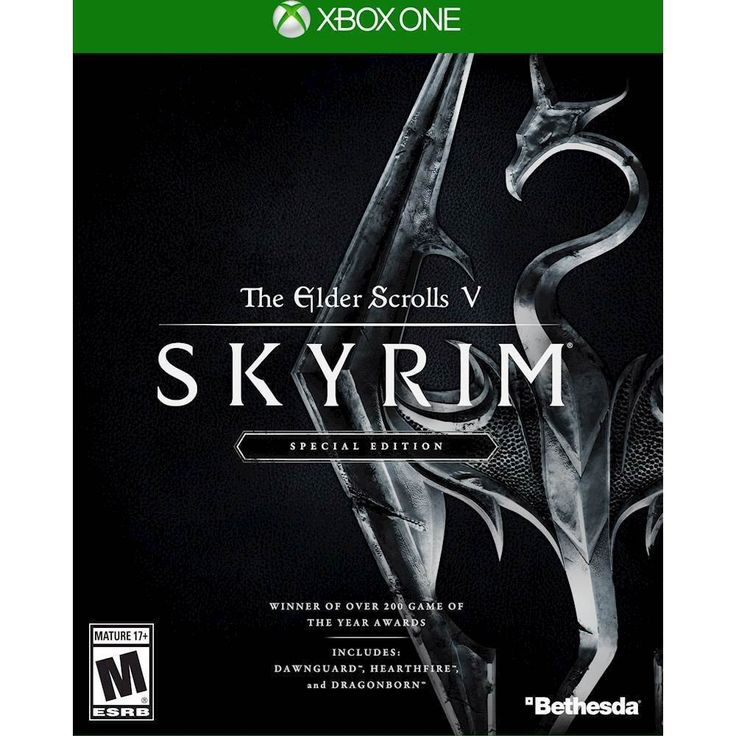 Used The Elder Scrolls V: Skyrim Special Edition - PRE-Owned - Xbox One