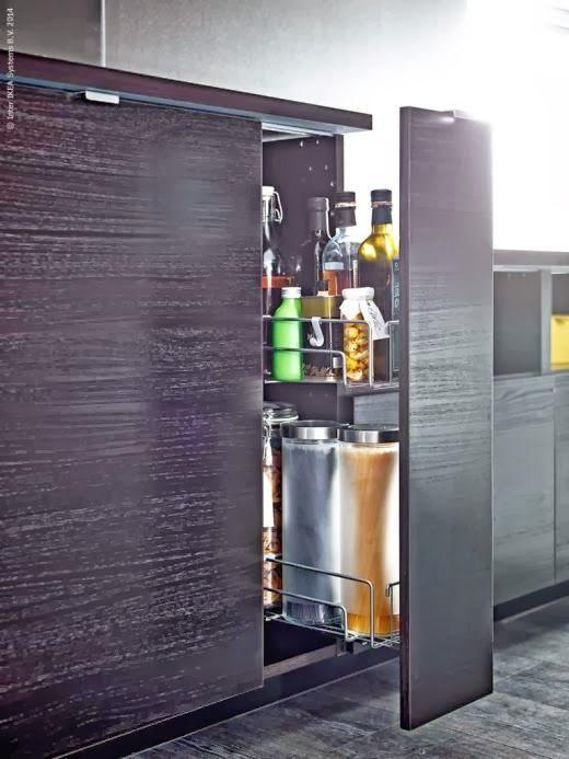 Fancy Monochrome Ikea kitchen Daily Dream Decor