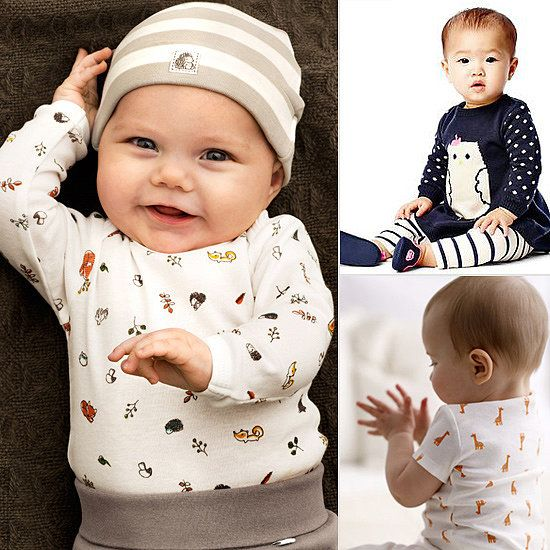12 Shops for Cute and Cheap Baby Clothes