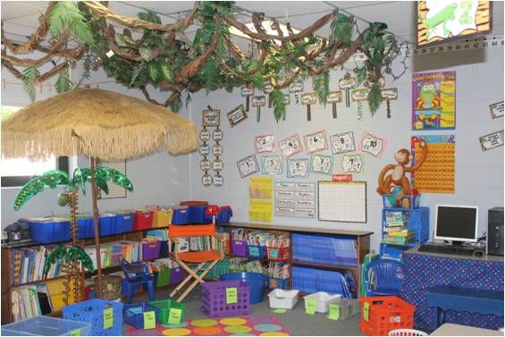 Rainforest Classroom Decor ~ Best images about jungle classroom theme on pinterest