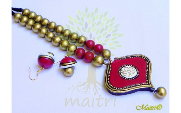 Exclusive Terracotta Jewelry