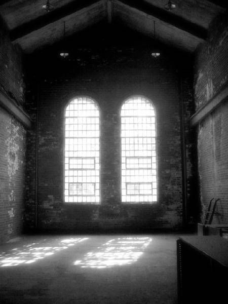 Sunlight - Hewitt State Hospital and Prison  © opacity.us