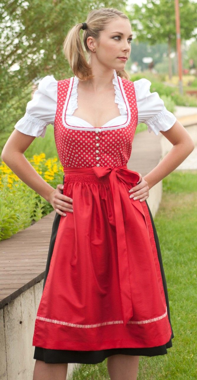 36 best Dirndl by Nanenda images on Pinterest   Dirndl, Oktoberfest ...