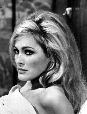 Ursula Andress as Ayesha in She a 1965 film made by Hammer Film Productions…