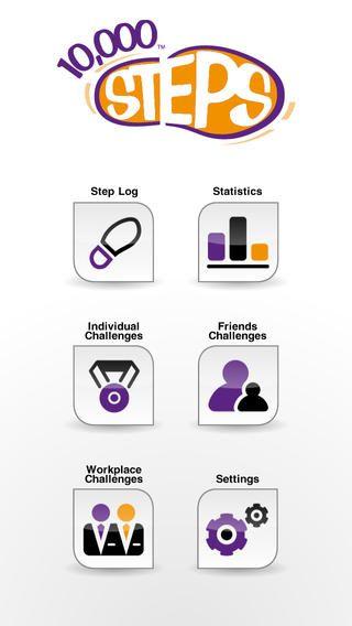 isteplog er gratis og tæller dine skridt op. Den kan synkroniseres med Step log.