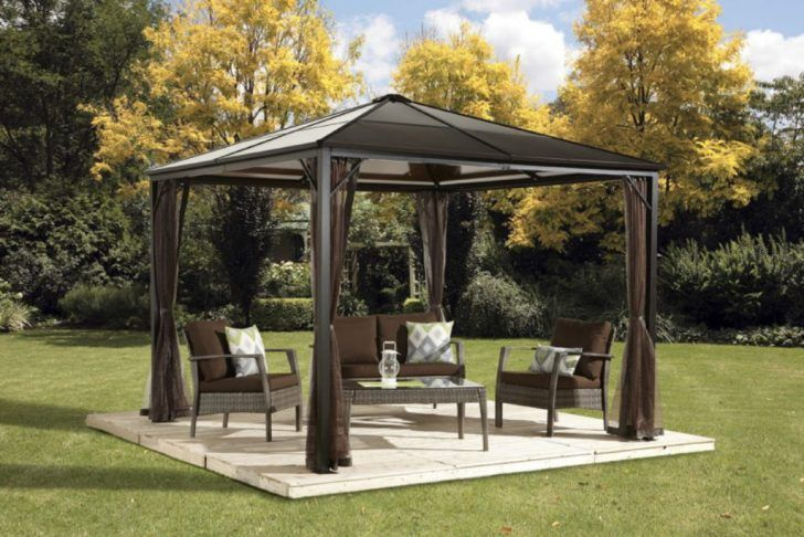 Exterior: Lovely Harper Hardtop Gazebo And Higgins Hardtop Gazebo of Anything About Hardtop Gazebo You Better Know