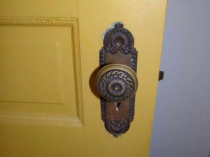 724 best door knobs knockers hinges bells mail slots images
