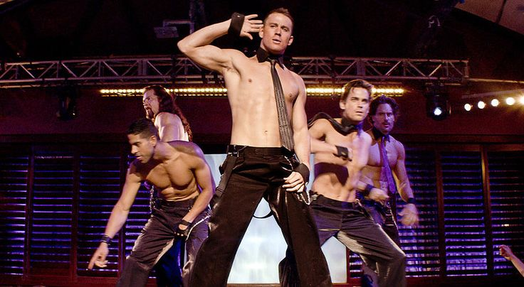 """The Best of """"Magic Mike"""" - in GIFs 