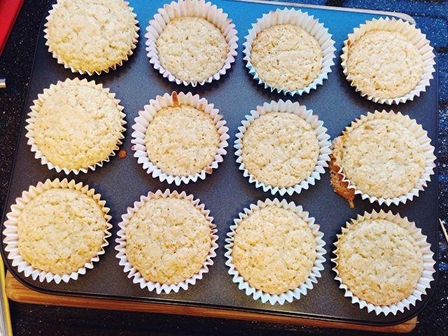 recept vegan cupcakes + recept voor citroen topping
