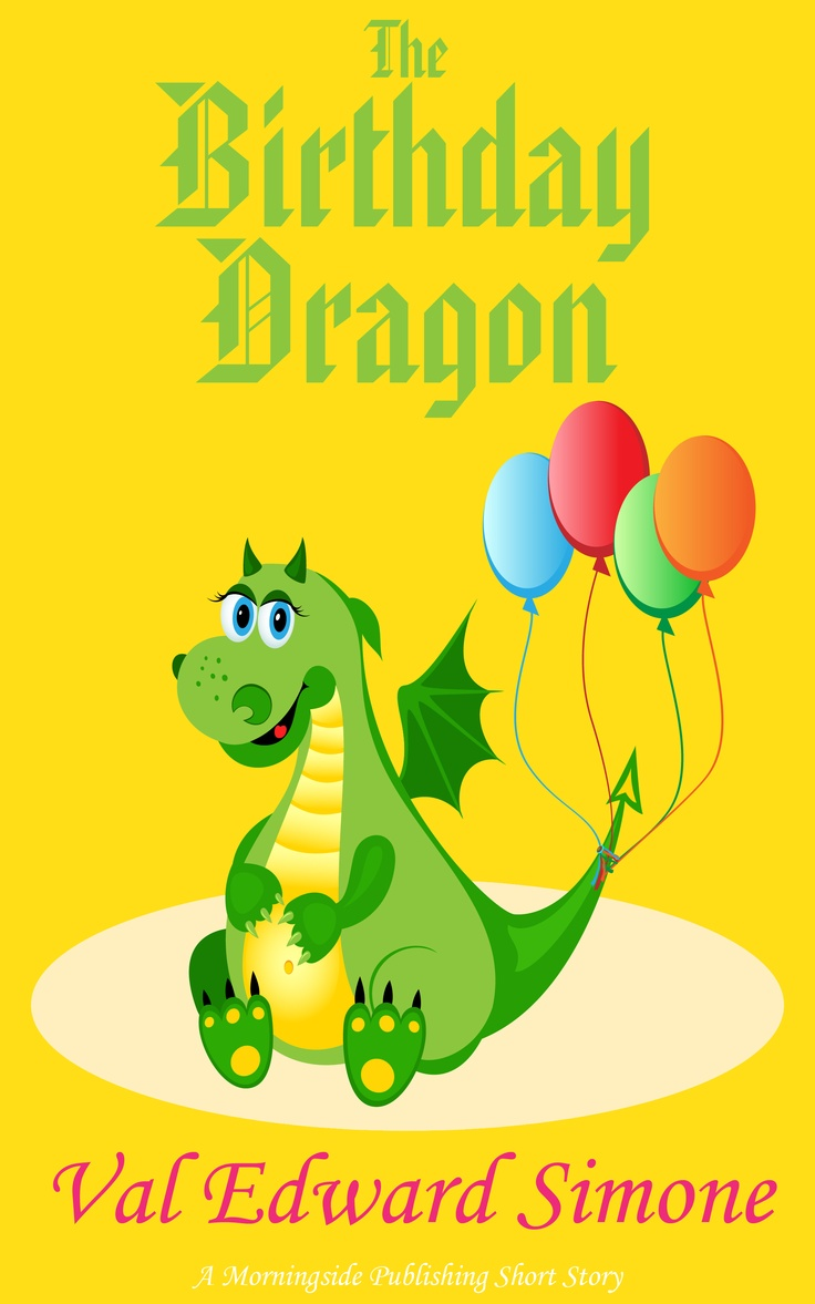 What kind of gift do you get for your birthday? For mine, I got a dragon! WOW!