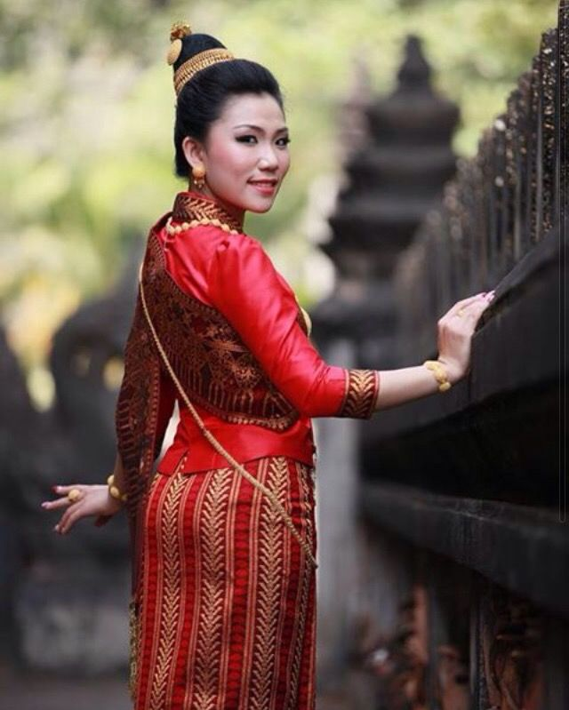 17 Best Images About Traditional Lao Wedding/Clothing On