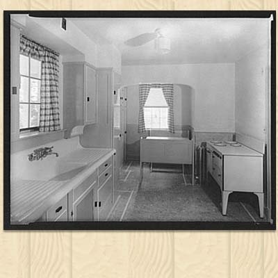 73 best 1930s kitchens images on pinterest | vintage kitchen
