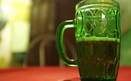 6 Health Benefits of Drinking Beer?????     I would rather get  nutrition from healthy food than beer which also contains toxic chemicals.
