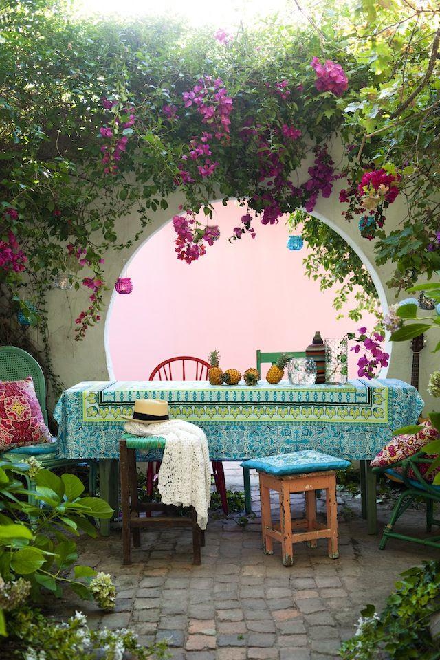 garden - tuin - Hennes & Mauritz Home zomer 2013