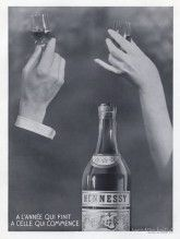 Hennessy (Brandy, Cognac) 1933 Photo Laure Albin Guillot