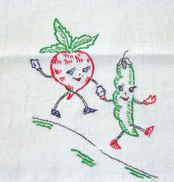I want my veggies to dance like this.