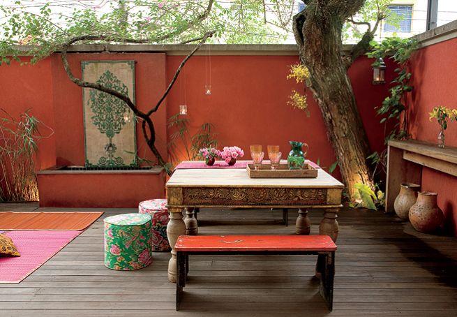 Resultado de imagen para terraços decorados