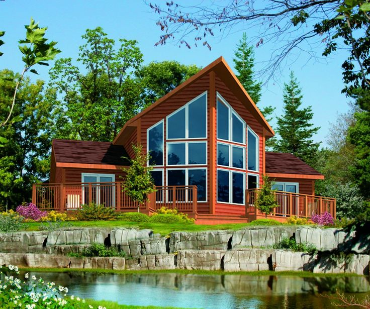 17 best images about cabin house designs on pinterest for Small footprint cabin