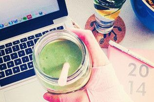 The healthiest smoothie recipes on social media photo gallery (1 of 11) - body+soul