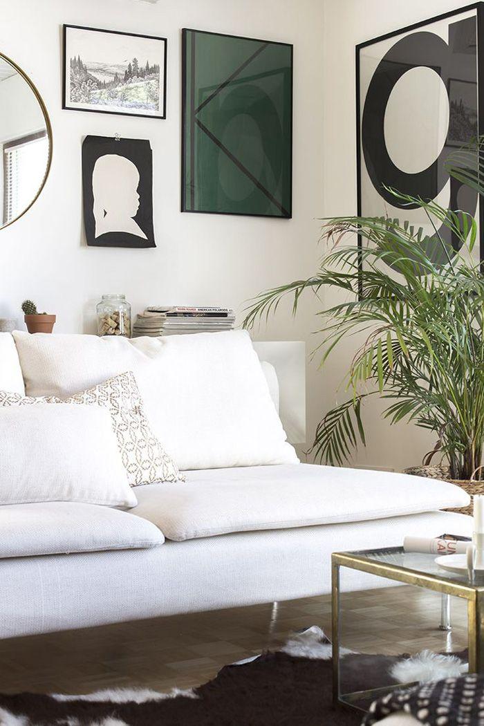 Rental Apartment Living Room Decorating Ideas: 16 Best Söderhamn Images On Pinterest