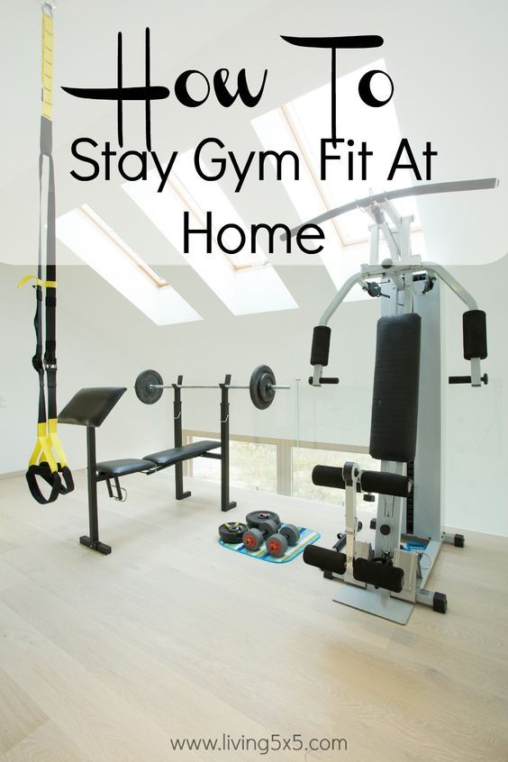Finding ways to stay fit without going to the gym might help. One cost-cutting idea is to stay fit without a gym membership! via @living5x5